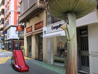 De straat als speeltuin, CPTED in Alicante
