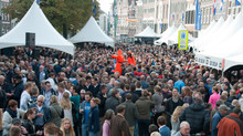 Crowd management advies Nationale Bokbierdag