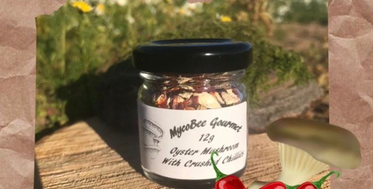Dragon's Blend- Mycobee Gourmet- HOT CHILLI