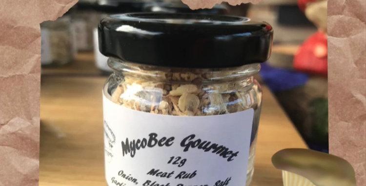Meat Rub- Mycobee Gourmet