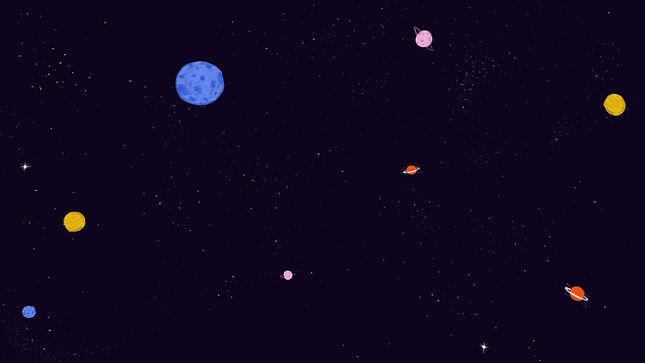 Painted Space