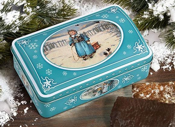 A little Winter's dream Gingerbread box