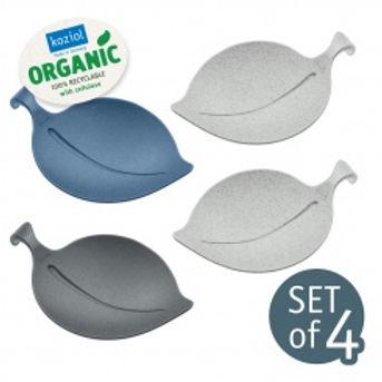Leaf on Organic Bowl