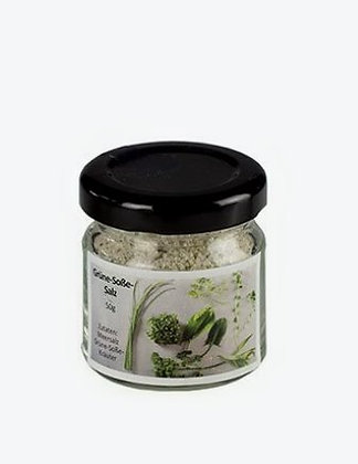 Sea Salt with 7 different Herbs 50g