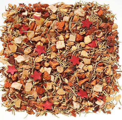 Apple-Ginger-Rosemary Tea
