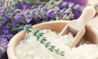 Relaxing Lavender Bathing Salt
