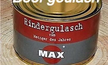German Beef Goulash