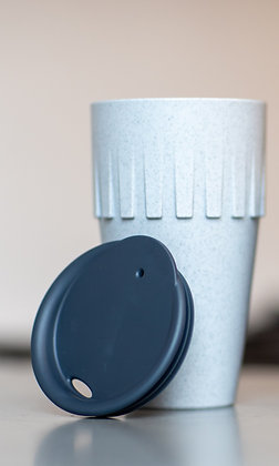 CONNECT ORGANIC COFFEE CUP LID