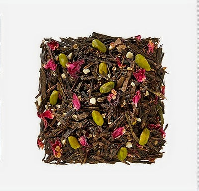 Black Sencha - Baklava & Spice