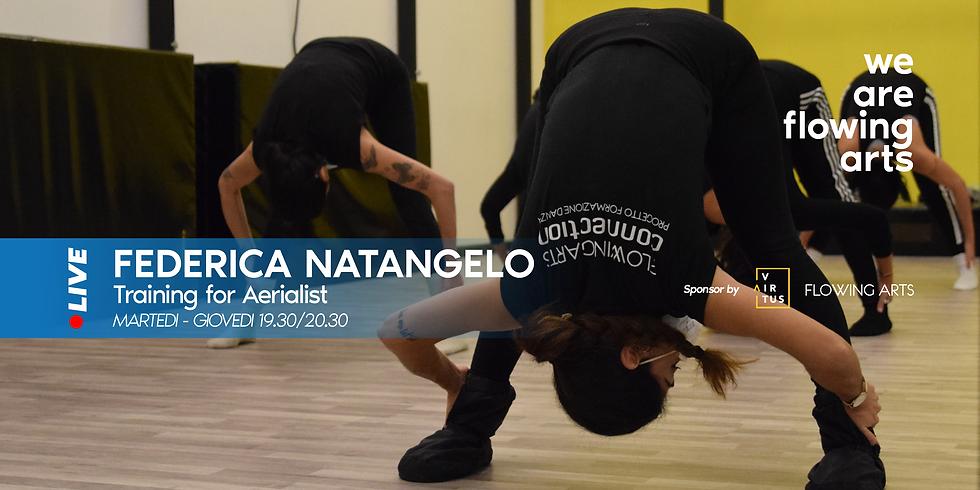 Training con Federica Natangelo