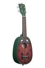 kala soprano ukulele ladybug design for sale