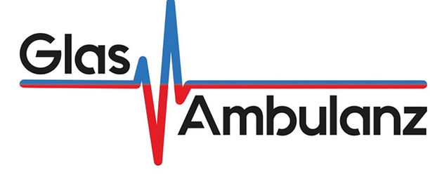 Glas Ambulanz
