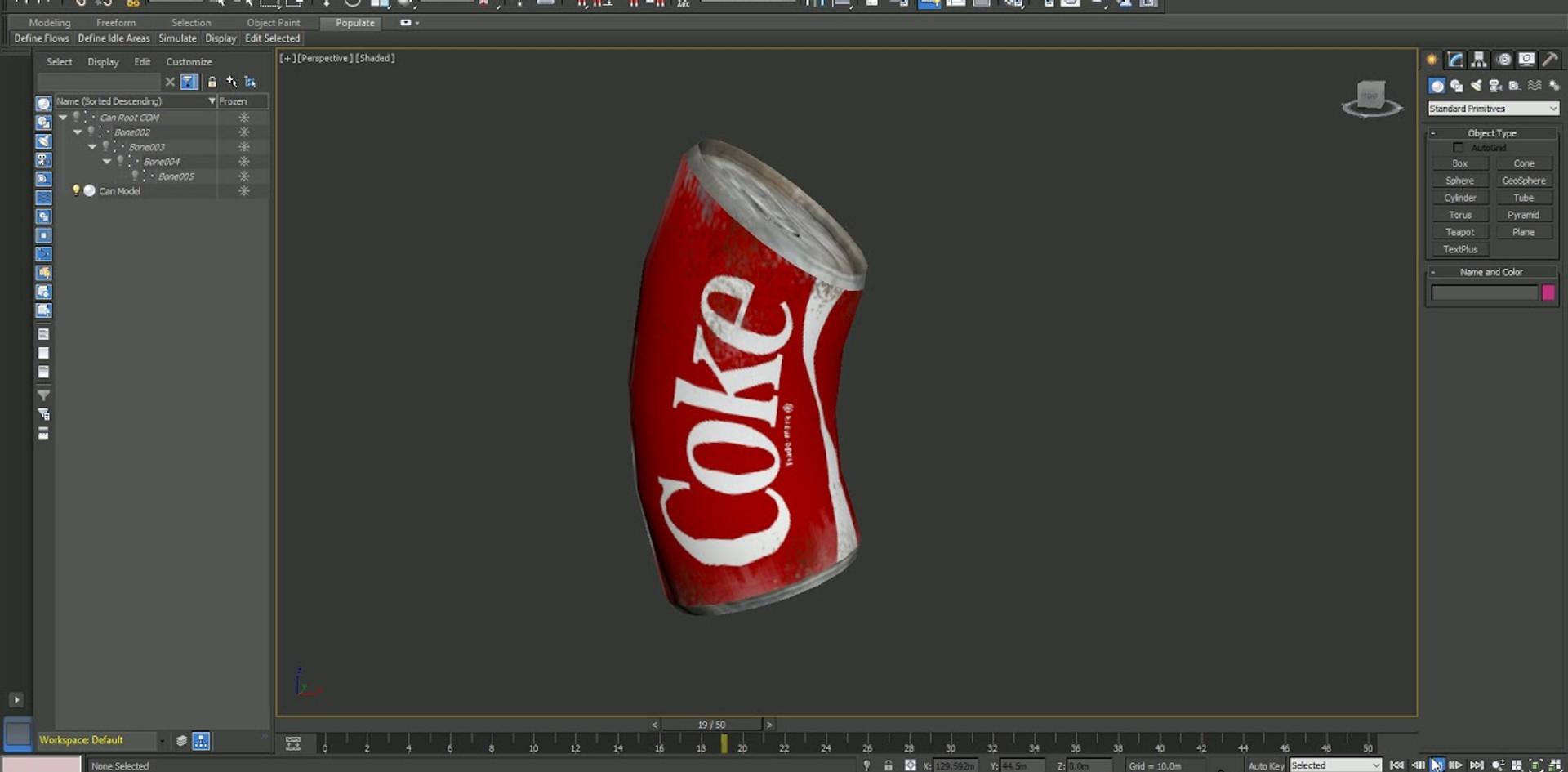 Eon Animation 1