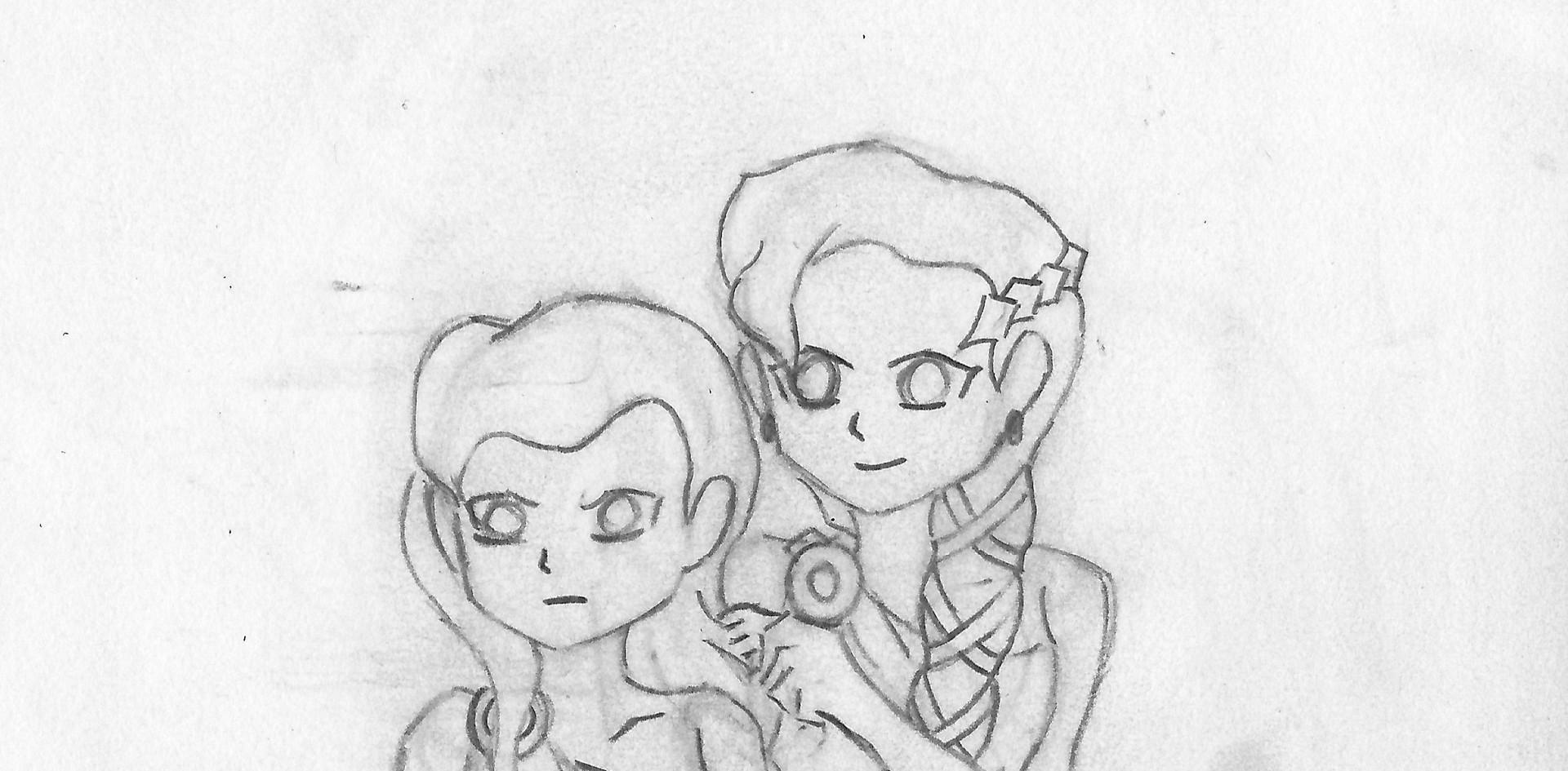Eris and Aphrodite