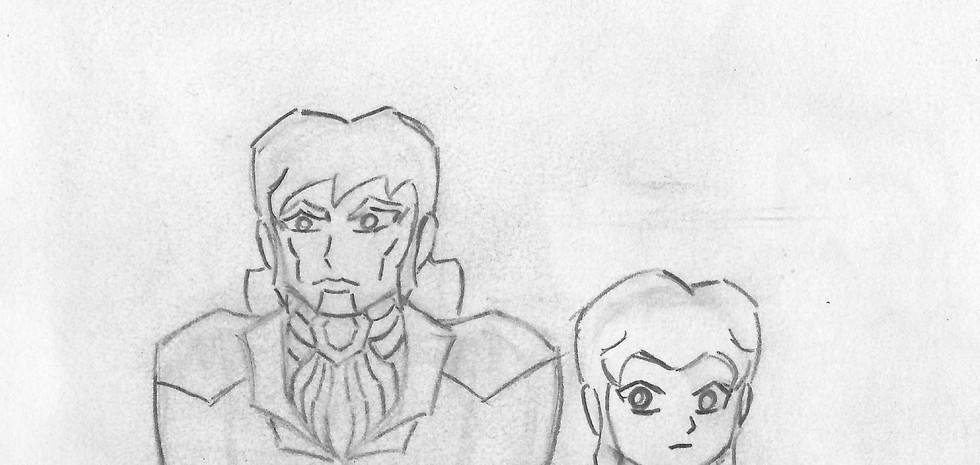 Dracula and Angel