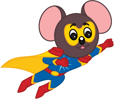 Super Max Mouse