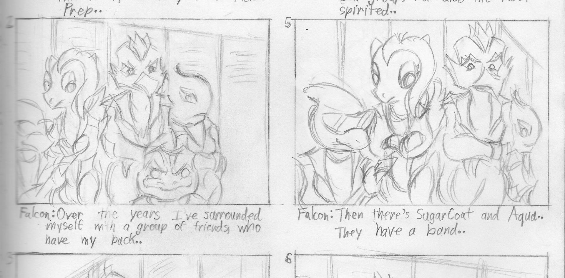 Story Board 7-1
