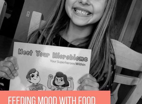 Super Hero Kids Series: Food + Mood Connection