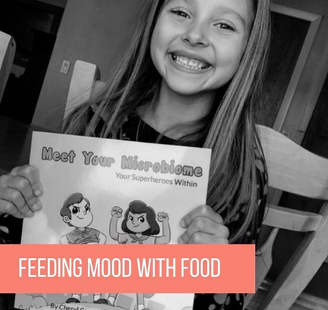 Super Hero Kids Series: Food + Mood Connection