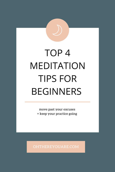 Top 4 Meditation Tips for Beginners