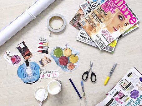 3 Reasons Why Creating A Vision Board Is A Major Key To Success