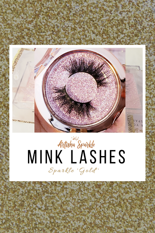 AxS Gold Lashes