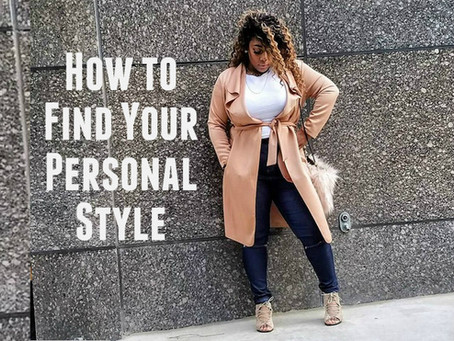 How To Find Your Pesonal Style