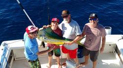 Kid-friendly fishing