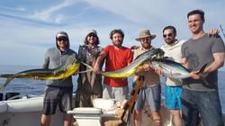 Catching Dorado and Tuna