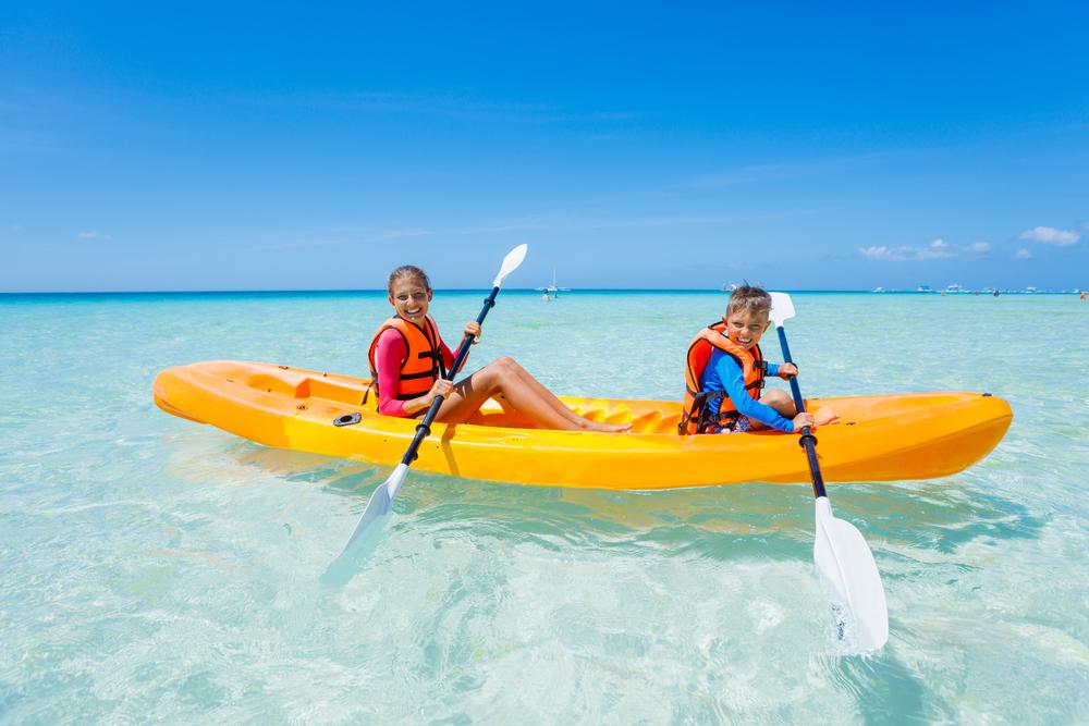 Kayak rental in Los Barriles