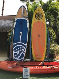 Kayak Stand up Paddle Board