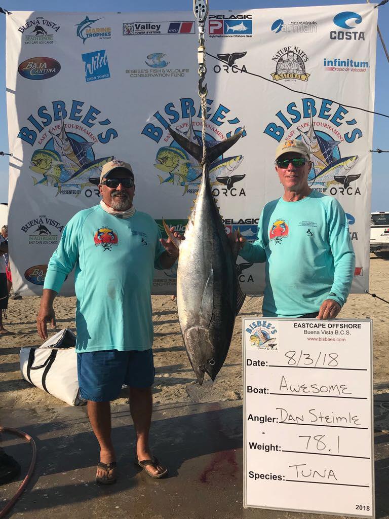 Award winning Sport Fishing