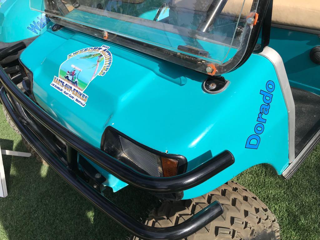Golf cart rental Los Barriles
