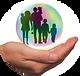 logo exprimant l'accompagnement respectueux et personnalisé qu'Anne-lise apporte aux parents