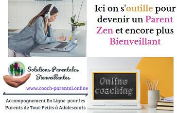 Solutions parentales bienveillante en formation en ligne