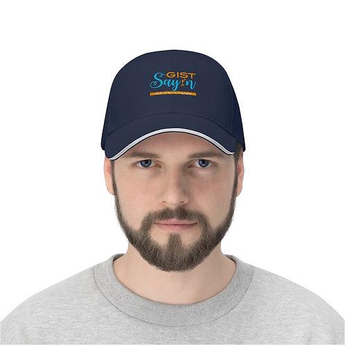 Gist Say'n Logo Sandwich Brim Hat