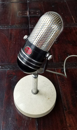 MS of table top mic
