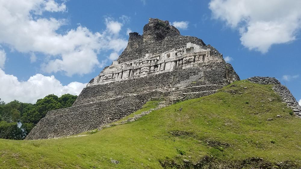 Xunantunich, Mayan ruins in Western Belize (credit Gist Say'n)