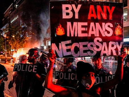 Defunding Police, an Antifa Stepping Stone