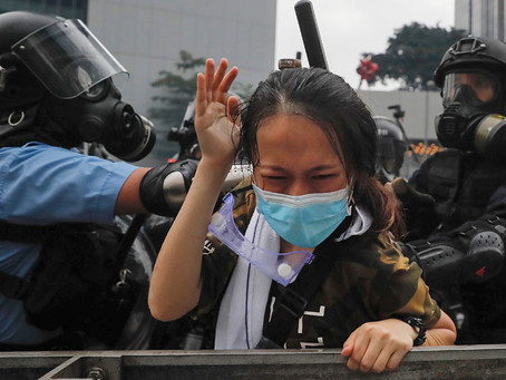 Understanding Hong Kong's Civilian War of Disobedience