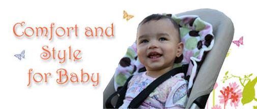 Custom Baby Stroller Liner