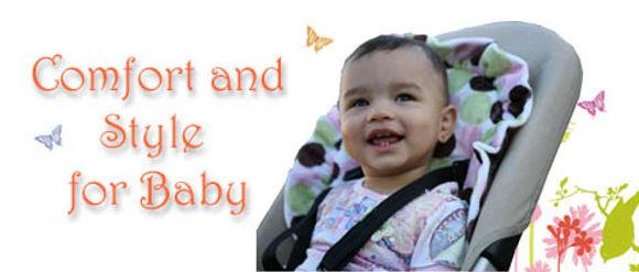 B V Kids Stroller Liner Contact Page