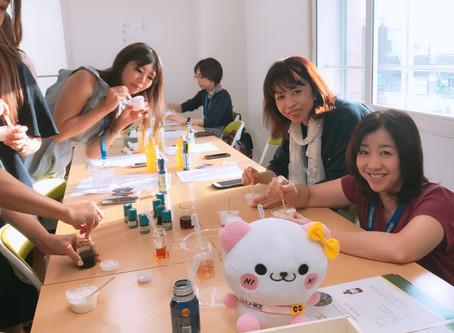 札幌開催!工場見学&ボディークリーム作り
