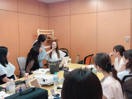 メイクセラピー検定2級試験対策講座