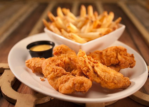 Chicken Fingers and Fries - kids meal