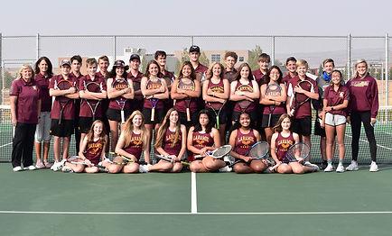 LHS Tennis 2020