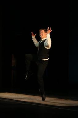 Michael Hibbs - Center Stage