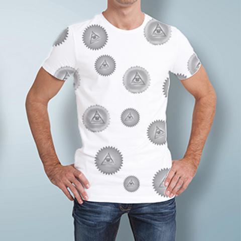 Men T-shirt / Sewing Pattern