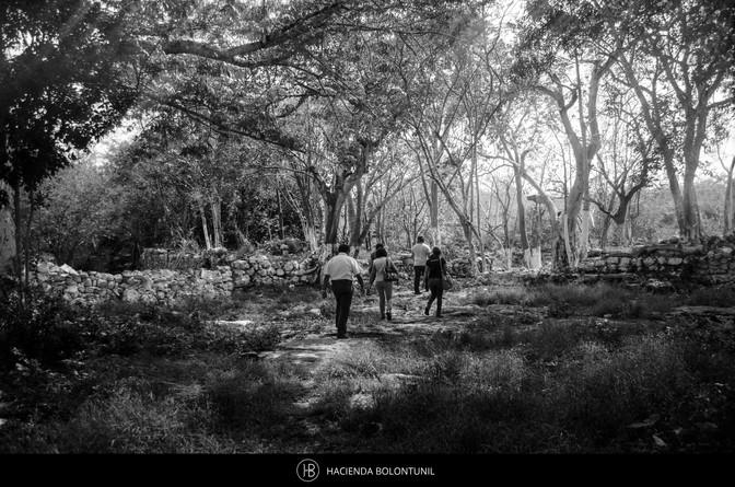 Izamal se hace presente en Hacienda Bolontunil