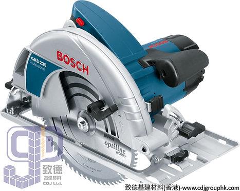 "德國""BOSCH""博世-電動工具-9吋電圓鋸(TURBO)Professional-GKS 235"